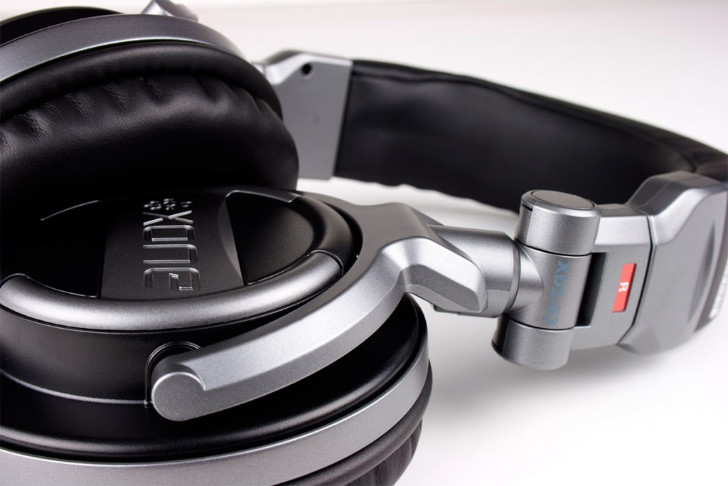 Xone:XD53 Headphone product photo shoot